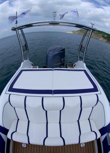 Cobra Ribs Nautique 8.6m Seating