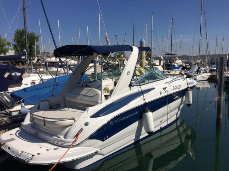 Crownline Boats & Yachts Crownline Boats  Crownline 270 CR TOP ZUSTAND