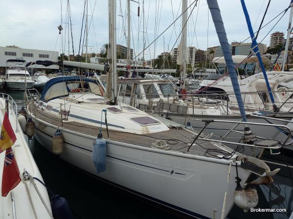 Bavaria 36 Deep keel Cruising sailing boat Bavaria 36 Deep keel