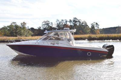 Fountain 38 Sportfish Express Cruiser