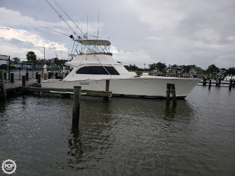 Post 50 Sportfish 1986 Post 50 SportFish for sale in Pass Christian, MS