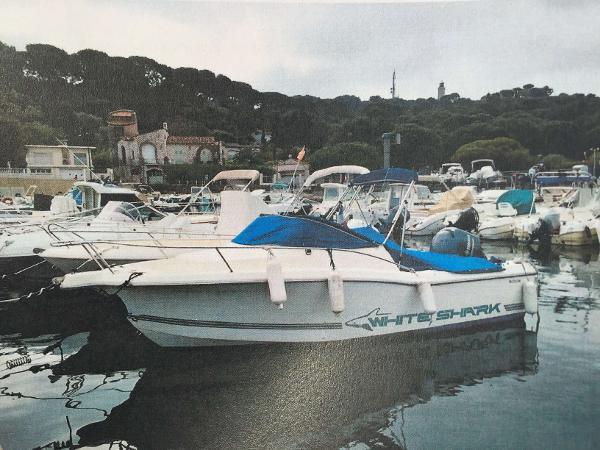 White Shark 206 WHITE SHARK 206