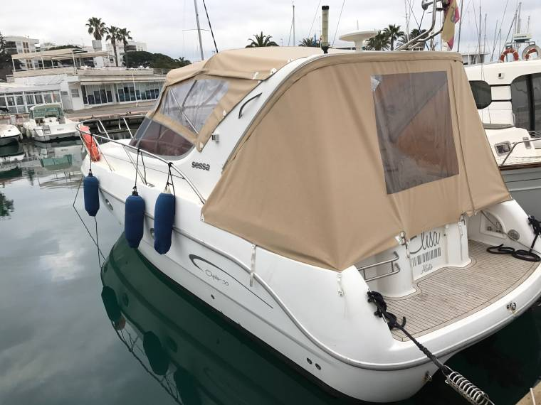 Sessa Sessa Marine Oyster 30