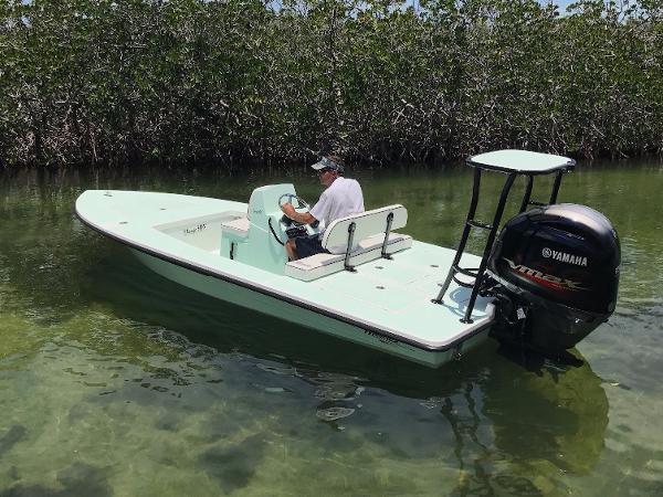 Maverick Boat 18 HPX-V