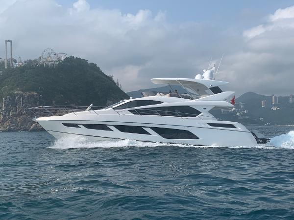 Sunseeker Manhattan 65 Manhattan 65 - Profile