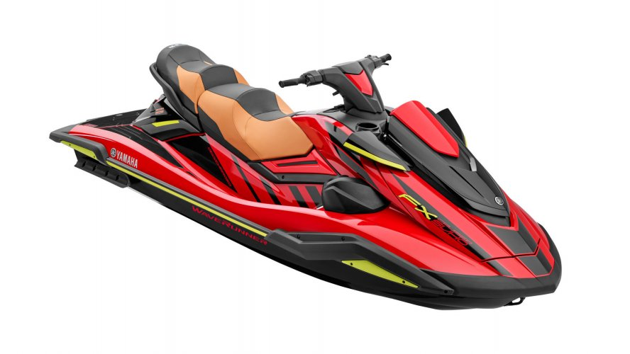Yamaha Boats FX Cruiser SVHO 2022 Pre-order