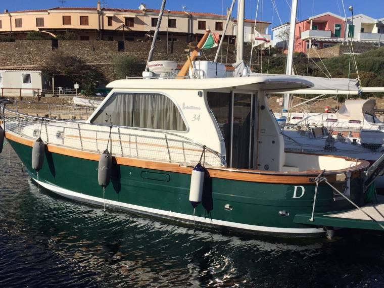 Cantieri Navali Sciallino Sciallino 34 Cabin