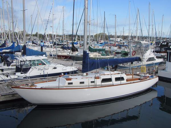 Buchan 37 Port Side