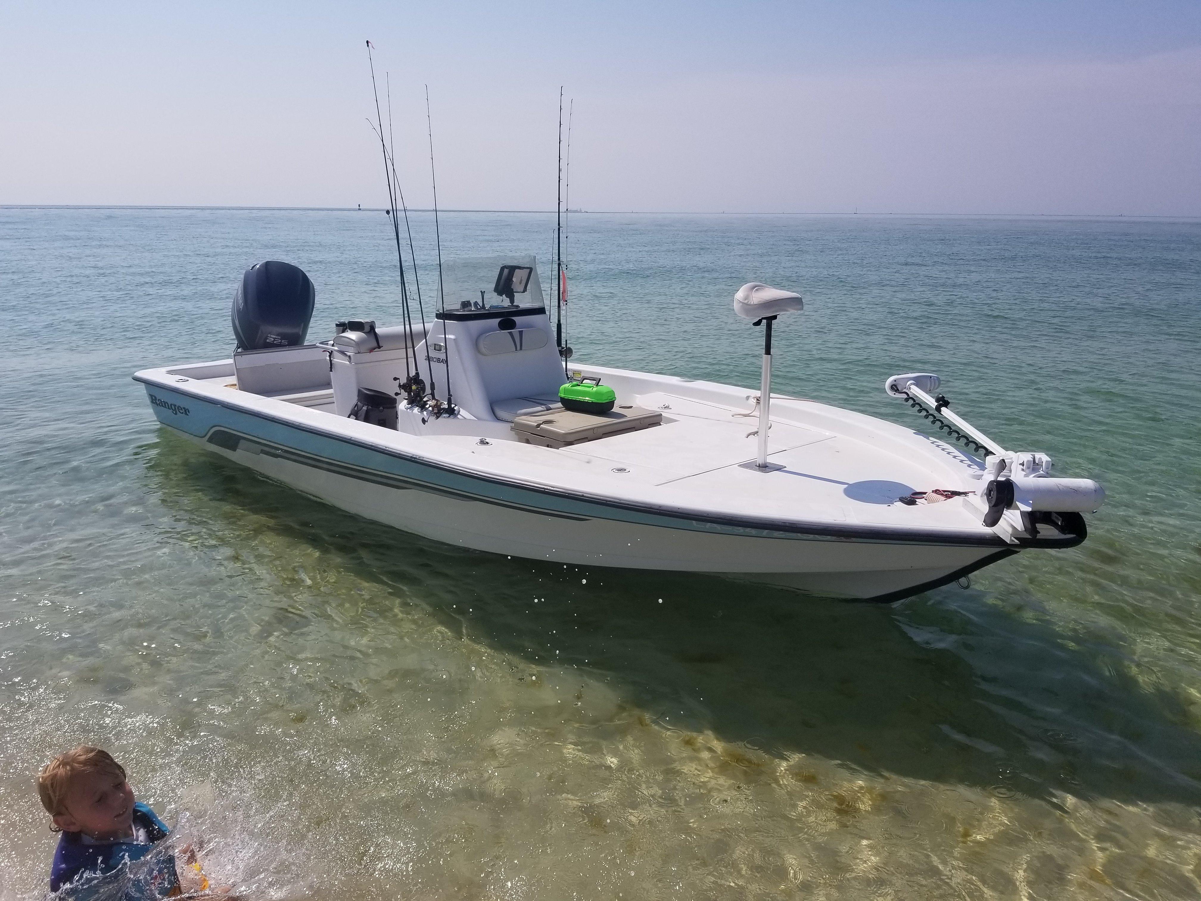Ranger 2180 Cc Bay