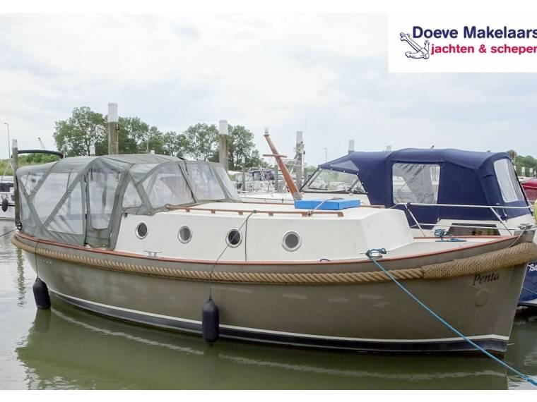 Former Rescue boat 9.00