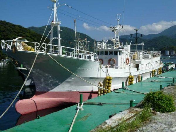 1990 Aluminum 18.83 Long Liner  Fishing Vessel /Located in Japan
