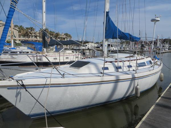 Catalina 34 Tall Rig
