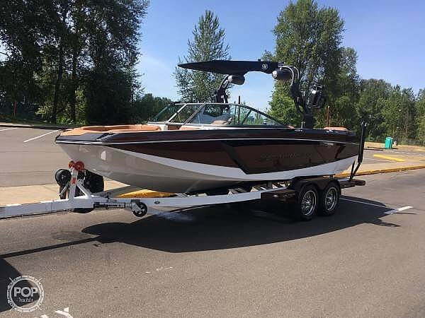 Correct Craft Super Air Nautique GS 22 2018 Nautique Super Air Nautique GS 22 for sale in Rickreall, OR