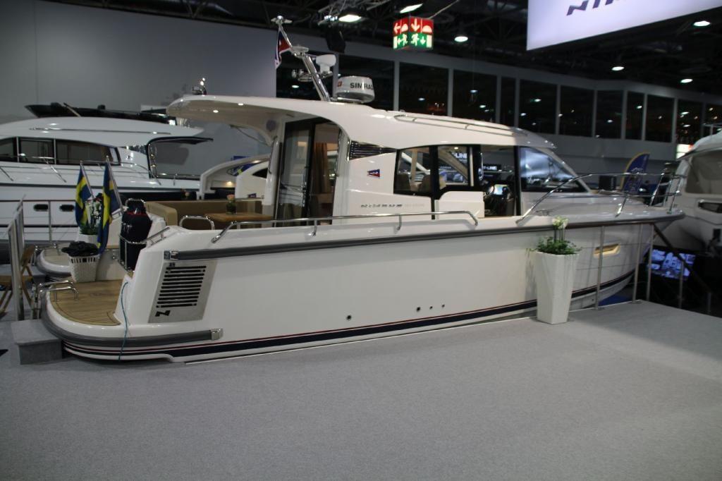 Nimbus 305 Coupe  Ausstellungsboot BOOT 2018