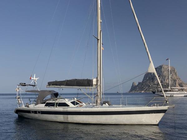 Garcia Nouanni 47 AYC Yachtbroker - Nouanni 47