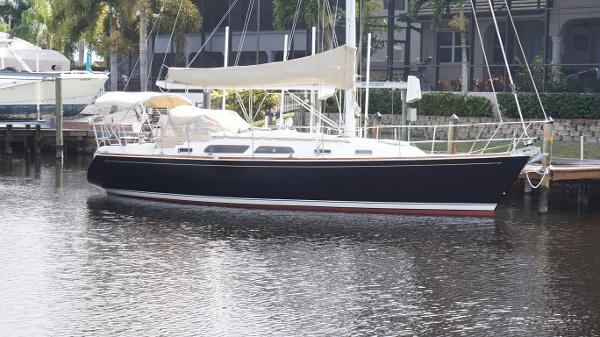 Sabre 362 Black Diamond