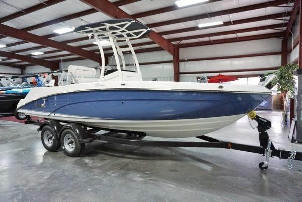 Yamaha Sport Boat 210 FSH SPORT
