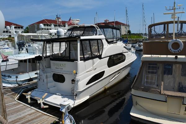 Silverton 43 Motor Yacht Starboard