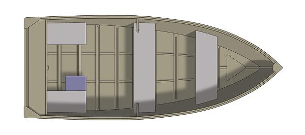 Crestliner 1468 Outreach - Utility Boat
