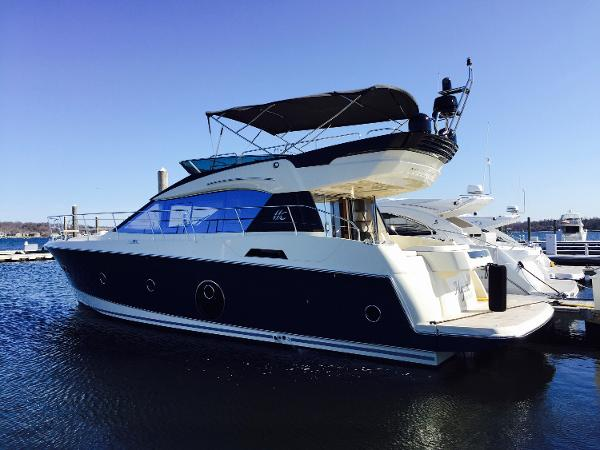 Monte Carlo MC5 50' Monte Carlo 5 Motor Yacht MAJESTIC