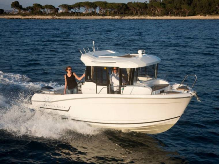 Jeanneau Jeanneau Merry Fisher 695 Marlin serie 2