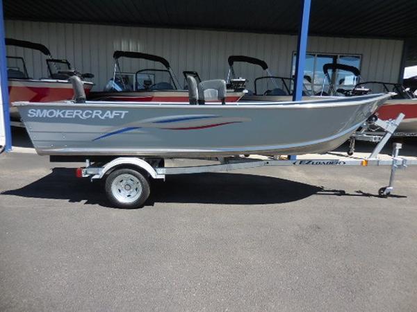 Smoker-craft 15 Alaskan 15 DLX SS