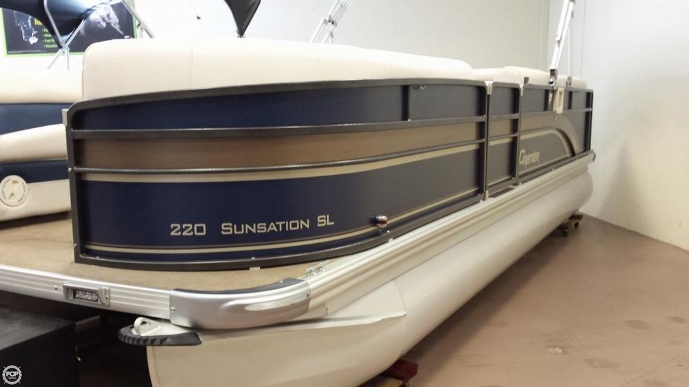 Premier 220 Sunsation SL 2013 Premier Pontoons 24 for sale in Mineral, VA