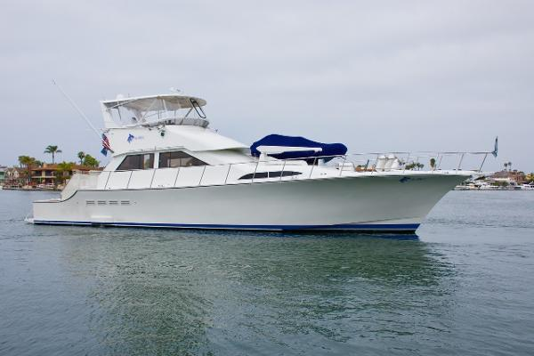 Cheoy Lee Yacht Fish Main profile