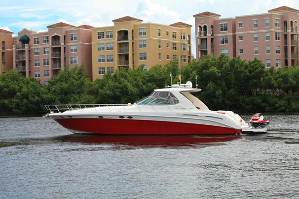 Sea Ray 540 Sundancer 2000/2012 Profile