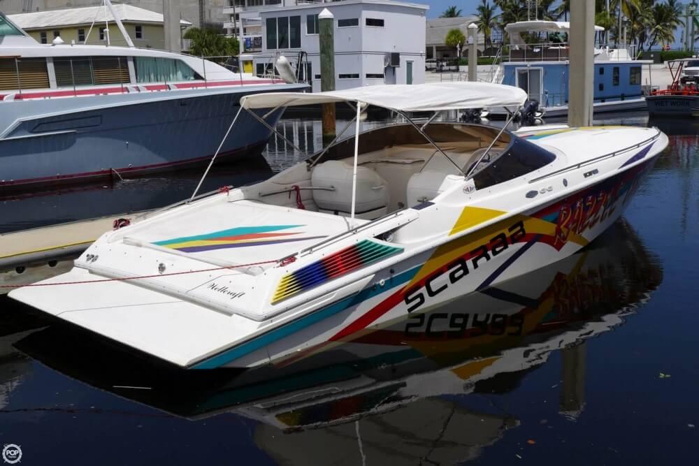 Wellcraft Scarab 31 Thunder 1993 Wellcraft Scarab 31 Thunder for sale in Pompano Beach, FL