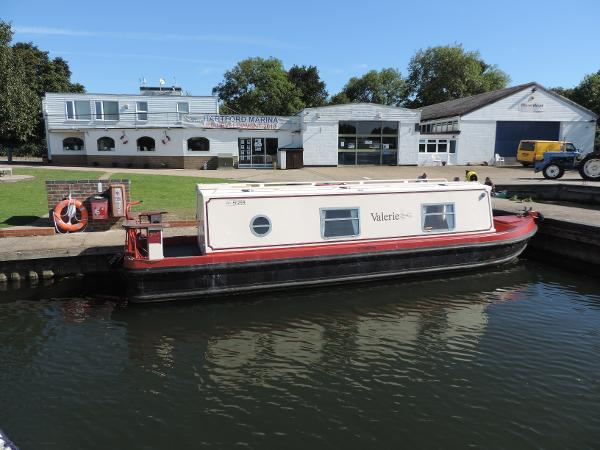 Narrowboat SEA OTTER