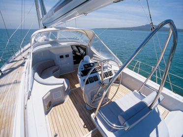 1998 Cookson 95 Performance Cruising Yacht