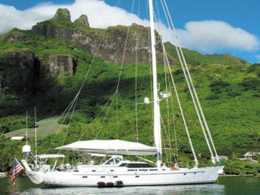 1998 Cookson 95 Performance Cruising Yacht