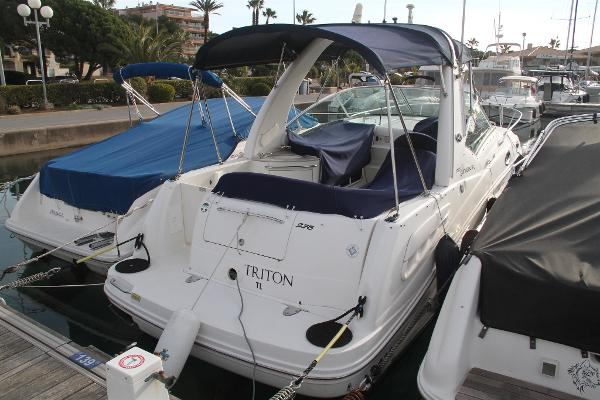 Sea Ray 275 Sundancer Sea Ray 275 de 2005 (27)