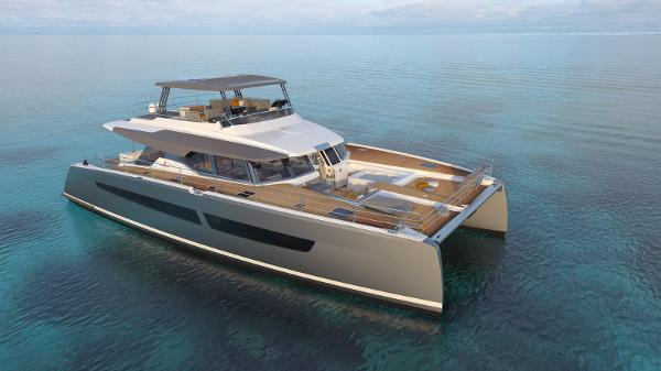 Fountaine Pajot 67 Power