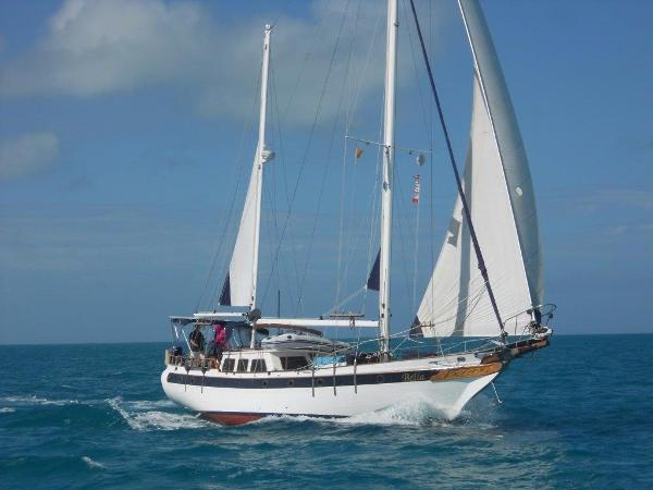 Formosa Pilothouse Ketch 1977 Formosa 51 Pilothouse Staysail Ketch