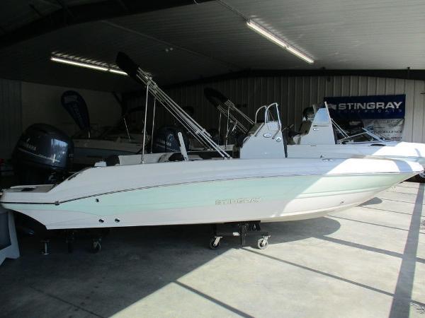 Stingray 186CC
