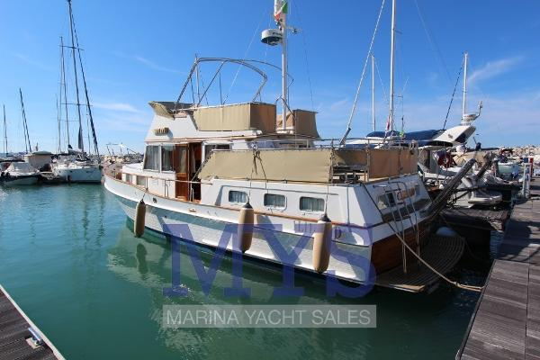 Grand Banks 42' Heritage MY GRAND BANKS 42 MY (81)