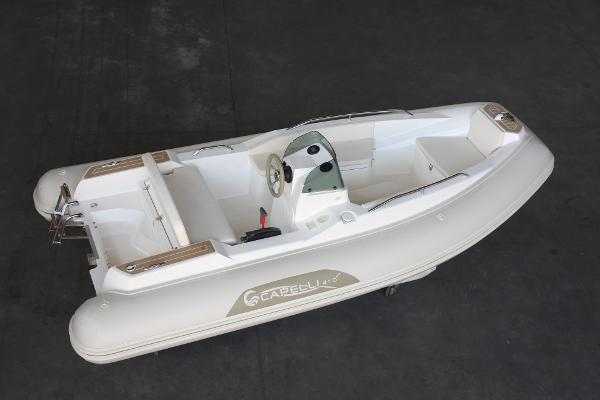 Capelli 410 Yacht Tender