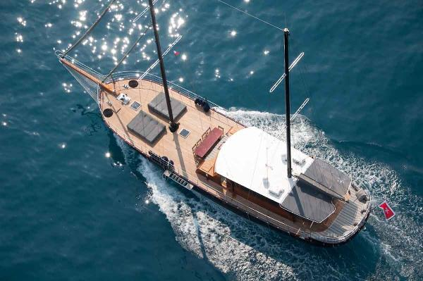 Custom Turkish Gulet Custom Build Turkish Gulet Vita Dolce