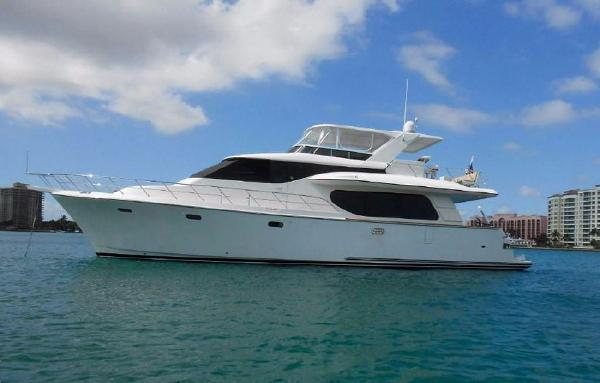 Symbol Pilothouse 62 Miami Coast