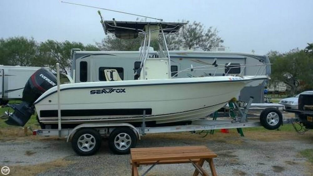 Sea Fox 210 Center Console 2003 Sea Fox 210 CC for sale in Riviera, TX