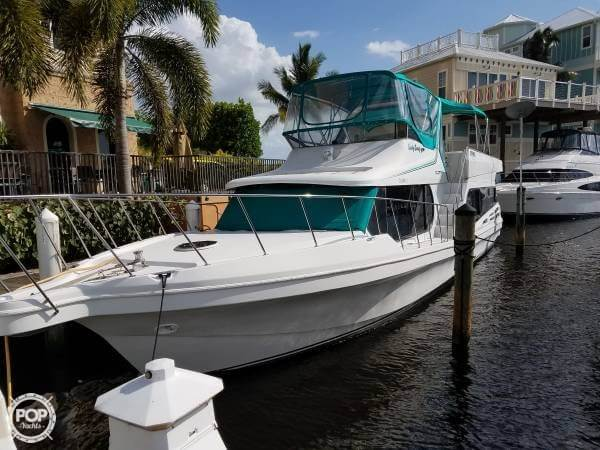 Bluewater Yachts 54 LEX 1996 Bluewater 54 LEX for sale in Cape Coral, FL
