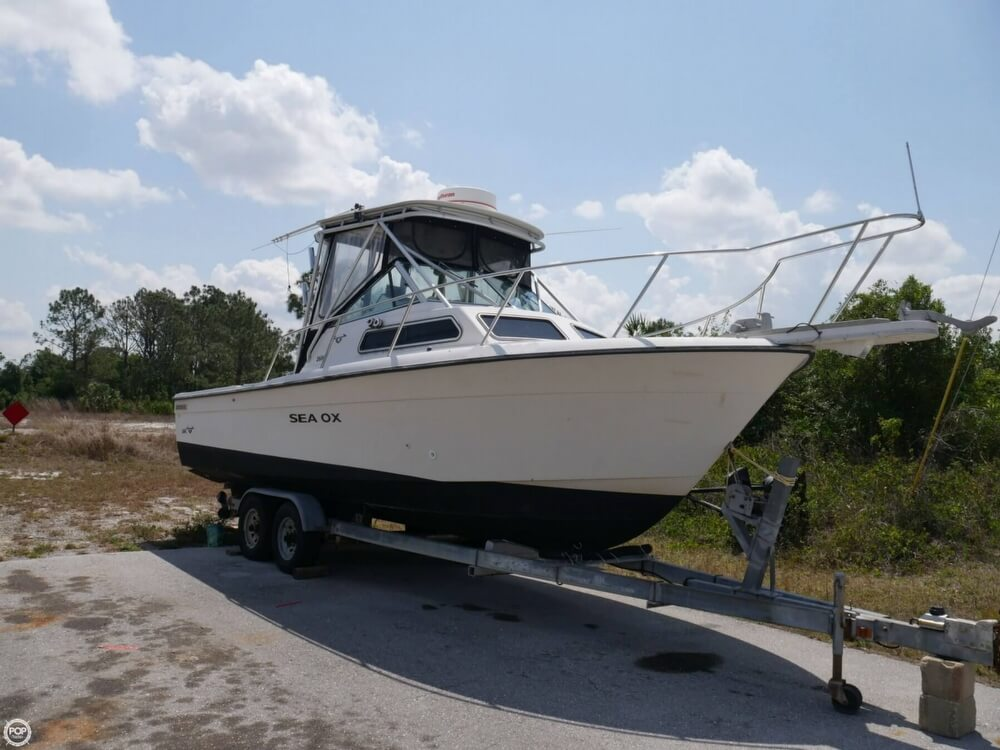 Sea Ox 260C 1988 Sea Ox 260C for sale in Lehigh Acres, FL