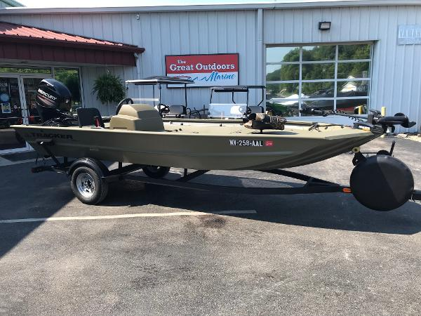 Tracker 1754 Grizzly SC