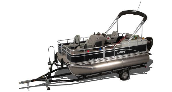 Lowe Ultra 162 Fish & Cruise