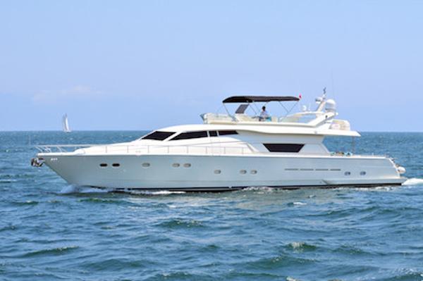 Ferretti Yachts Flybridge 80
