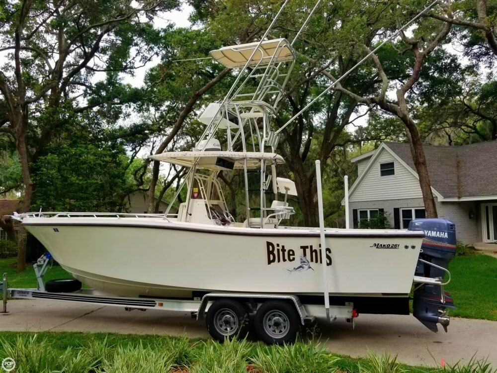 Mako 261 Center Console 1990 Mako 261 for sale in Brandon, FL