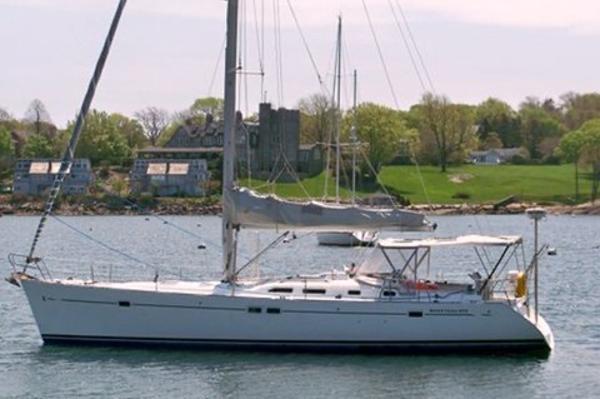 Beneteau 473 Profile