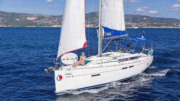 Jeanneau Sun Odyssey 419/Sunsail